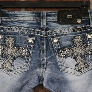 Girls Miss Me Jeans * Size 10 * Skinny